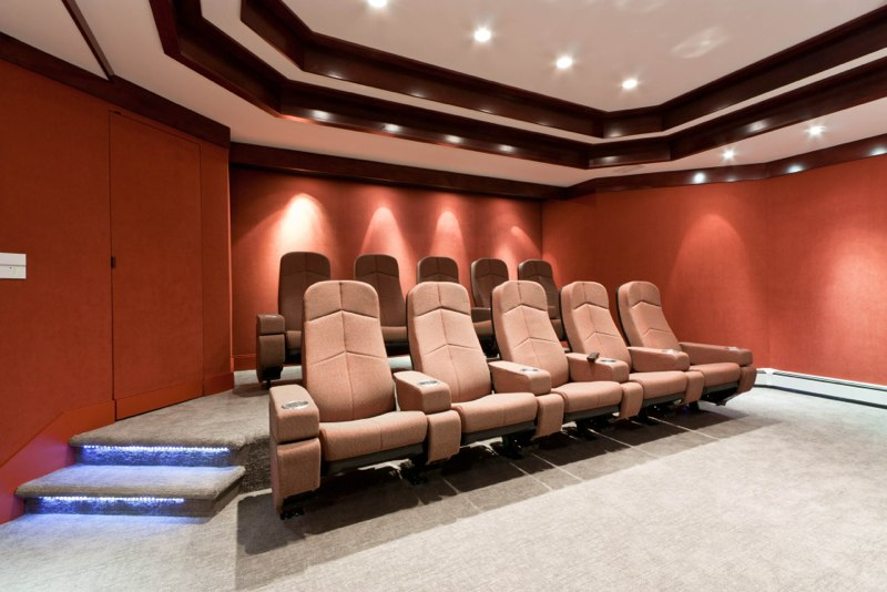 home theater step lighting. theater step lighting home e