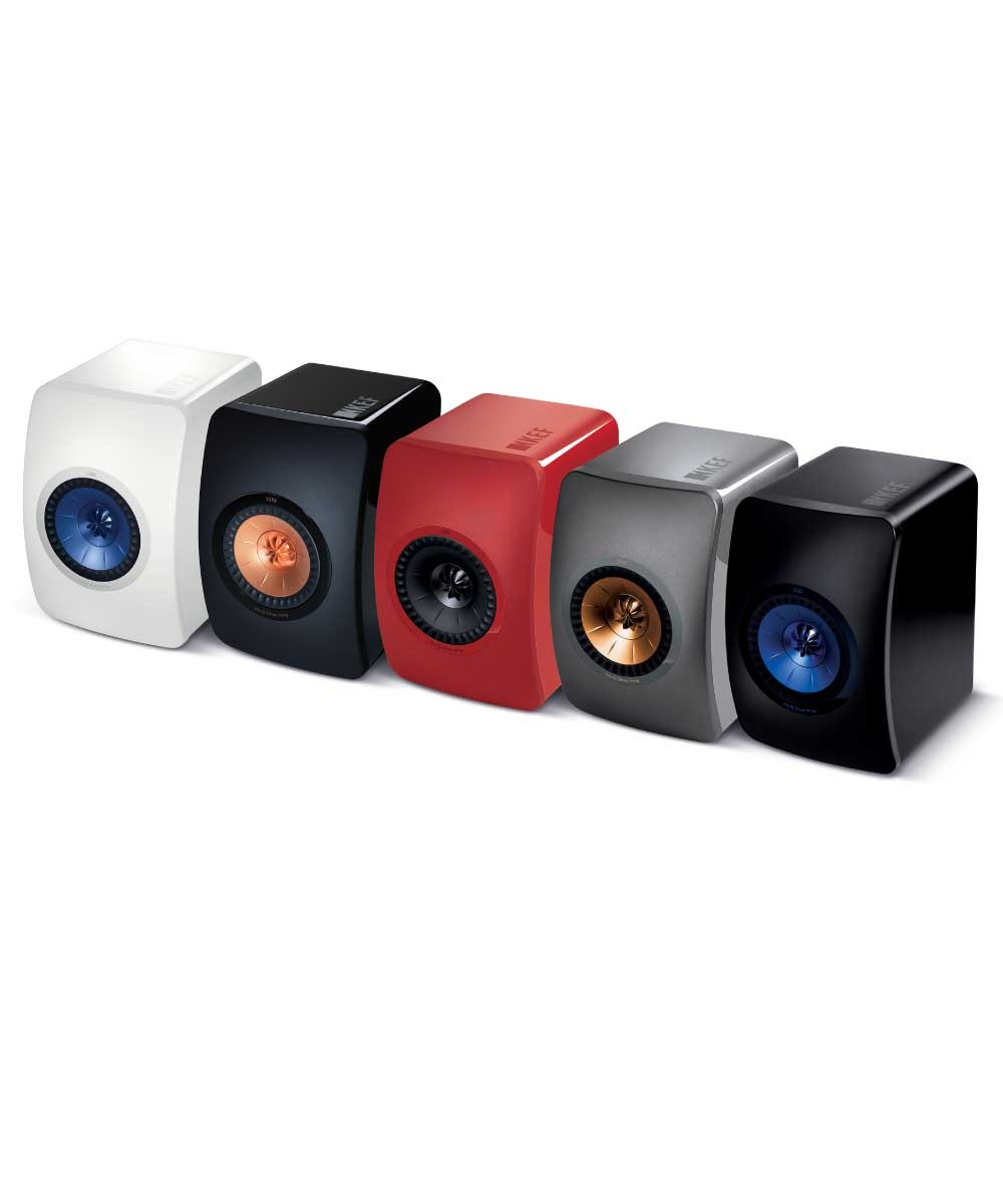 kef ls50 home theater. kef ls50 (above) kef ls50 home theater