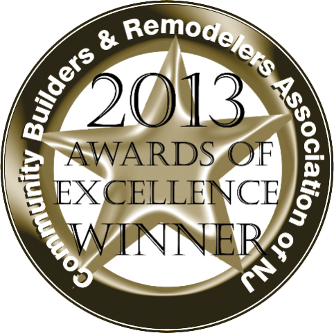 Community Builders & Remodelers Association Award for DH Audio and Home Theater