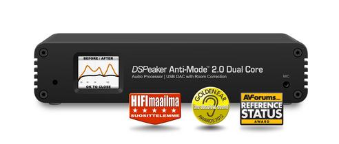 DSPeaker Anti-Mode 2 0 Dual Core (pronounced