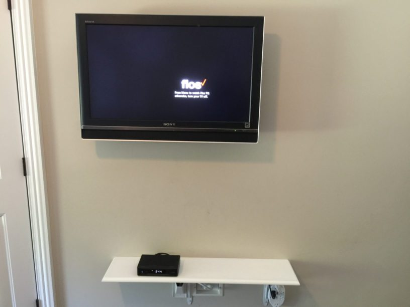 Installed by DH Audio And Home Theater