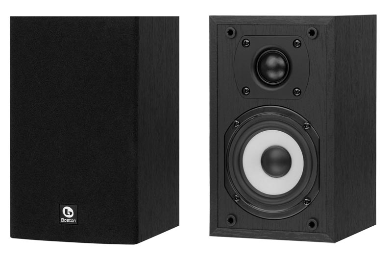 Boston Acoustics CS23ii, WxHxD 7-11/16 x 4-11/16 x 5-5/16""